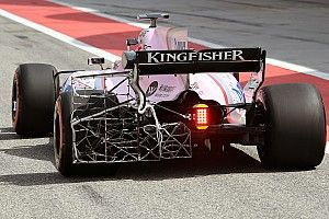 "【F1】ゲイリー・アンダーソンが、VJM10の""問題点""を解説"