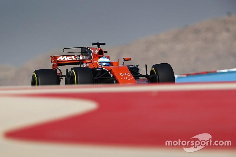 Formel 1 2017 in Bahrain: Startaufstellung