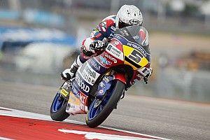 Moto3 in Austin: Romano Fenati siegt nach Abbruch und Neustart