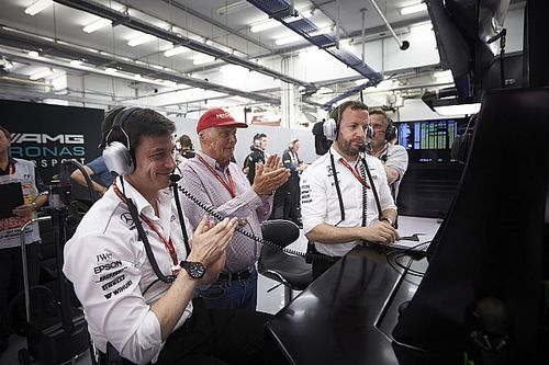 """Lauda: """"La macchina di Lewis non funzionava come avrebbe dovuto"""""""