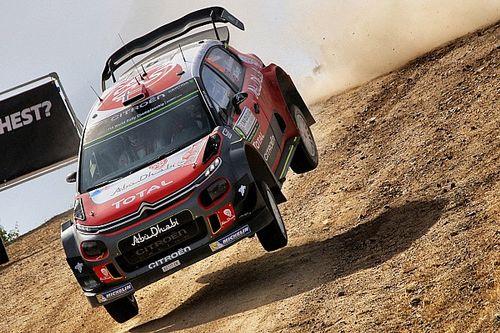 A fresh start for the Citroën C3 WRCS