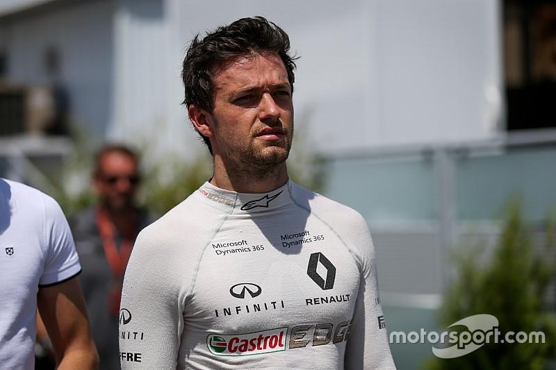 """Warnung von Renault: Jolyon Palmer muss in der F1 jetzt """"abliefern"""""""