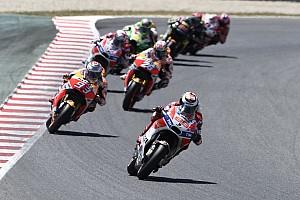 MotoGP Reactions Marquez masih yakin Lorenzo akan menangi balapan