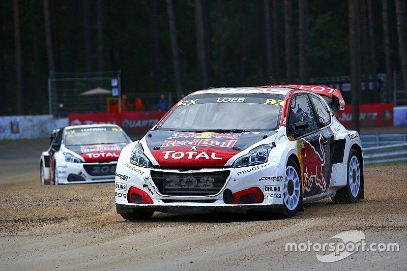 Peugeot Sport si ritirerà dal World Rallycross al termine della stagione 2018