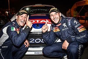 CIR Ultime notizie Il campione Junior Pollara su una Peugeot 208 T16 al Rally Due Valli