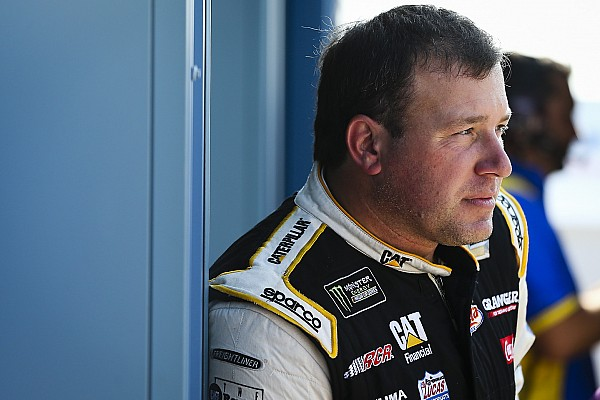 NASCAR Cup Tempers flare in Newman/Gordon confrontation
