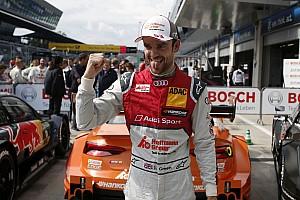 DTM Reporte de calificación Jamie Green repite pole position en el DTM en Spielberg