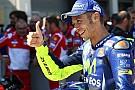 Prêt pour Motegi, Rossi se sent