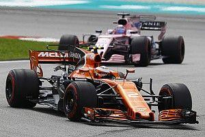 アロンソ苦戦の一方で、バンドーン連続7位「F1でのベストドライブだ!」
