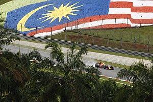 F1マレーシアGP フリー走行1回目タイム結果