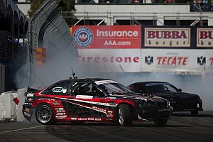 Formula Drift Motorsport.com news Motorsport Network joins with Formula DRIFT as media partner