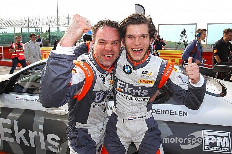 Ekris Motorsport verovert koppositie in GT4 European Series