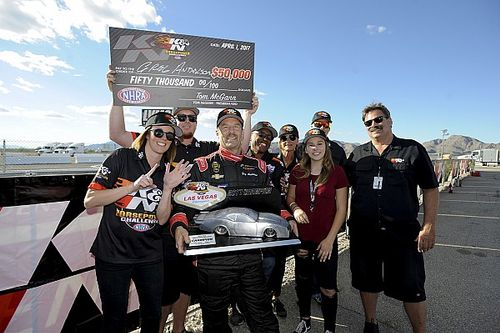 Torrence, C. Force and Line are no. 1 qualifiers at Las Vegas
