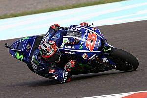 MotoGP Argentina: Vinales puncaki FP2, Rossi tempati P16