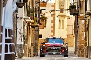 WRC Leg report Catalunya WRC: Meeke maintains lead, more drama for Hyundai