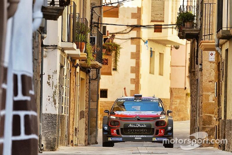 """Ралі Іспанії: Мік був найкращим на """"Гран Прі"""" в суботу"""