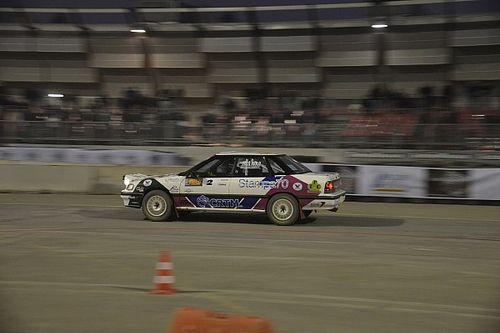Motor Show: Totò Riolo trionfa nel Trofeo Rally Autostoriche 4 RM
