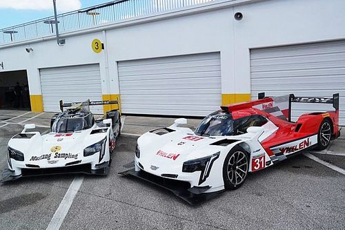 Action Express Racing Cadillacs emerge in full livery