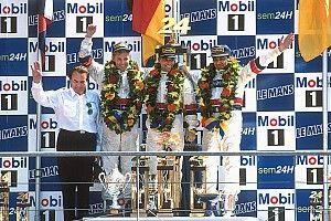Motorsport Heroes: Kristensen on his first Le Mans 24h win