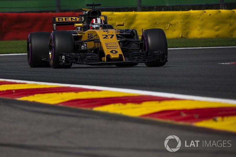 Hülkenberg örül a hatodik helynek, a Renault ismét bizonyított