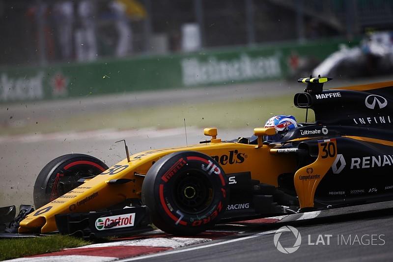 """Renault avertit Palmer: """"Il doit marquer des points"""""""