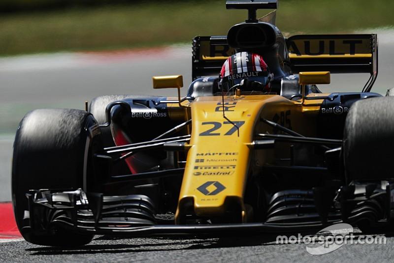 Renault: Yarış tempomuz rakiplerimizden iyi