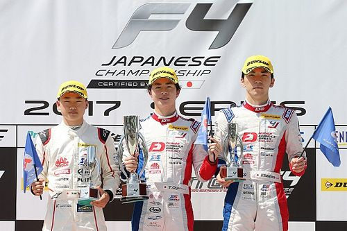 【FIA-F4】第6戦:大湯都史樹が今季初優勝。宮田、果敢な攻めも4位