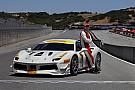 Ferrari La star di Hollywood Michael Fassbender in gara nel Ferrari Challenge