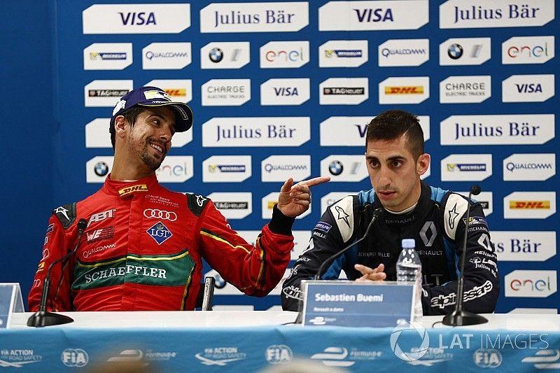 Di Grassi responde a Buemi e intenta ponerle nervioso ante 'la final'
