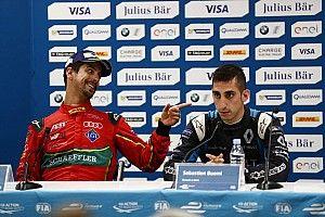 """Di Grassi répond à Buemi : """"La pression est sur lui"""""""