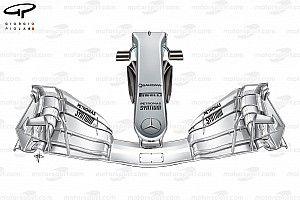 Analisis Teknis: Bentuk hidung baru Mercedes yang radikal
