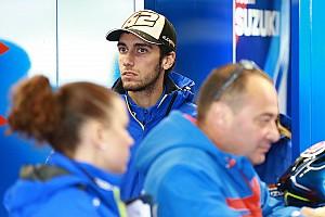 MotoGP Новость Ринс вернется в MotoGP на тестах в Барселоне