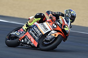 Moto2 Ultime notizie Moto2: Assen da horror per il Forward Racing Team!