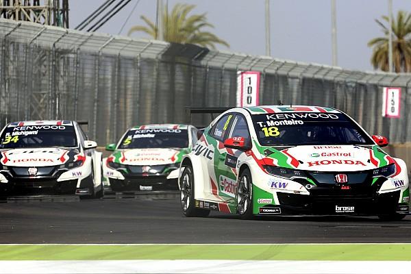 WTCC Doblete de Honda y podio de Girolami en Marruecos