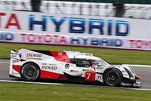 WEC Qualifyingbericht WEC-Auftakt 2017 in Silverstone: 1. Startreihe für Toyota