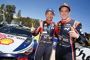 Corsica WRC: Neuville and Hyundai become fourth different winners