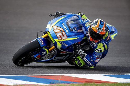 Suzuki pondrá tres motos en pista en Montmeló el lunes y el martes