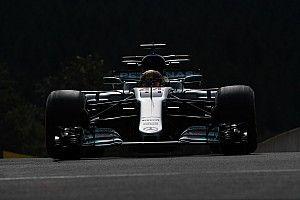 GP Belgia: Hamilton puncaki FP2 yang terganggu hujan