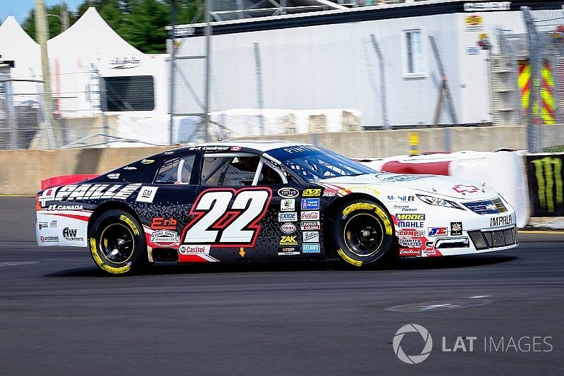 Marc-Antoine Camirand to race full-time in NASCAR Pinty's Series