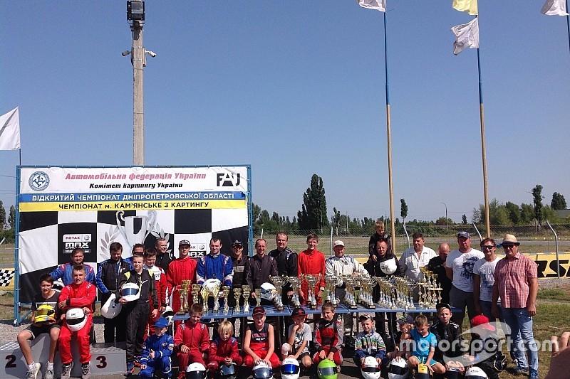 Чемпіонат Дніпропетровщини та міста Кам'янське: підсумки фінального етапу