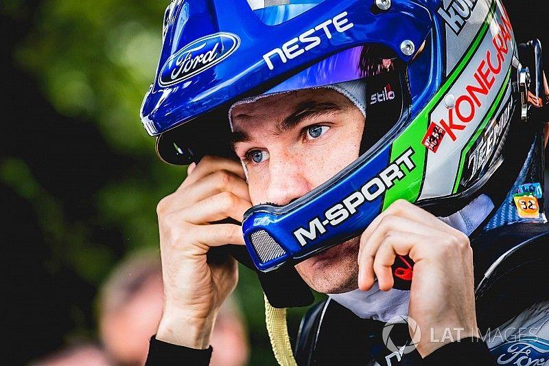 Suninen disputera 8 rallyes en WRC avec M-Sport