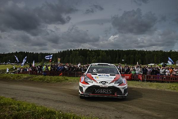 WRC 速報ニュース 【WRC】ラッピ「タイトルは大きな挑戦。今は経験を積むことが最優先」