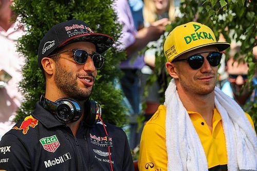 Hulkenberg ve en Ricciardo un buen termómetro para comprobar su verdadero nivel