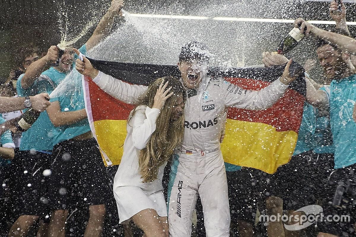 Rosberg megtiltaná a versenyzést a gyermekeinek