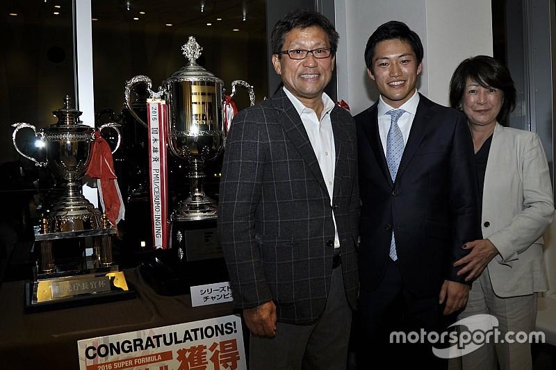 【SF】国本雄資の父語る「レーシングドライバーに育てるつもりだった」
