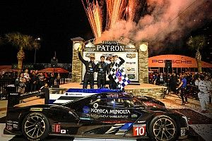 Cadillac et le Wayne Taylor Racing font coup double, Corvette devance Ford