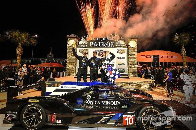 12h Sebring: 2. IMSA-Saisonsieg für Wayne Taylor Racing