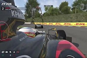 F1 Sanal Turnuvasında şampiyonluk mücadelesi kızıştı