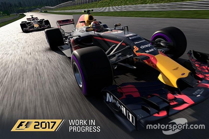 Fotogallery: le prime foto del videogioco F1 2017