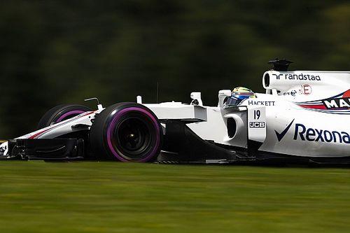 """Massa celebra """"corrida fantástica"""" após pontos na Áustria"""